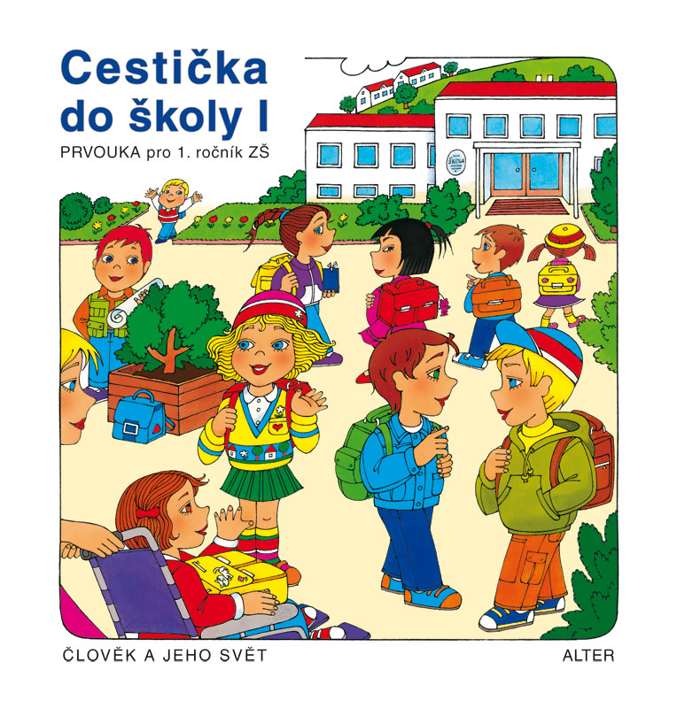 Cestička do školy 1 - Alter